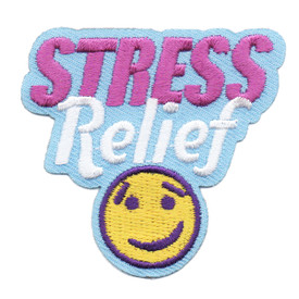 S-6300 Stress Relief Patch