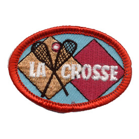 S-0651 La Crosse Patch