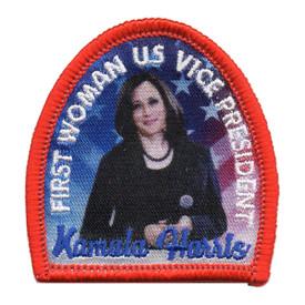 S-6305 Kamala Harris Patch