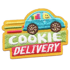 S-6324 Cookie Delivery Patch