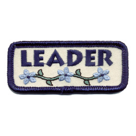 S-0661 Leader Patch
