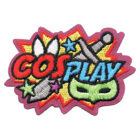 Cosplay Patch