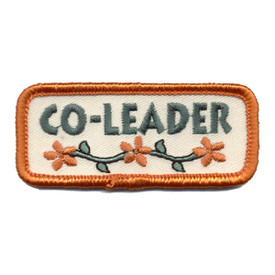S-0662 Co-Leader Patch