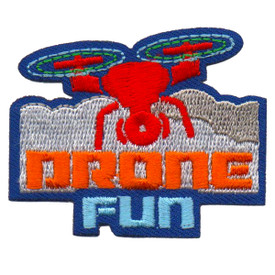 S-6352 Drone Fun Patch