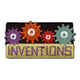 S-0663 Inventions Patch
