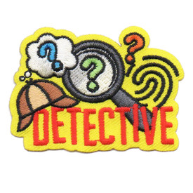 S-6361 DETECTIVE PATCH