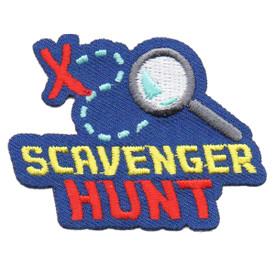 S-6379 SCAVENGER HUNT PATCH