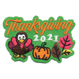 S-6385 2021 THANKSGIVING PATCH