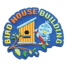 S-6386 BIRD HOUSE BUILDING PATCH