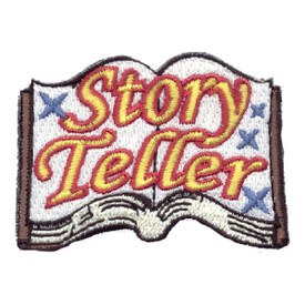 S-0669 Story Teller Patch
