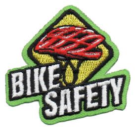 S-6413 BIKE SAFETY PATCH