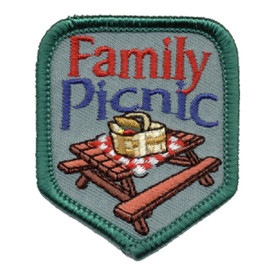 S-0683 Family Picnic Patch