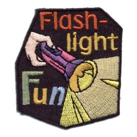 S-0684 Flashlight Fun Patch