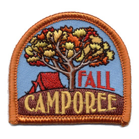 S-0687 Fall Camporee Patch