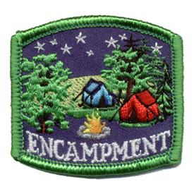 S-0689 Encampment Patch
