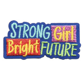 S-6451 STRONG GIRL BRIGHT FUTURE