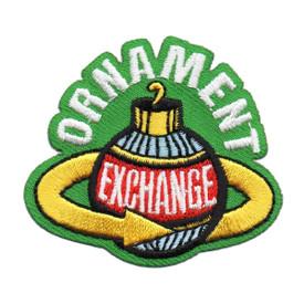 S-6467 Ornament Exchange Patch