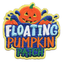 S-6469 Floating Pumpkin Patch