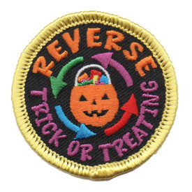 S-6472 Reverse Trick or Treating