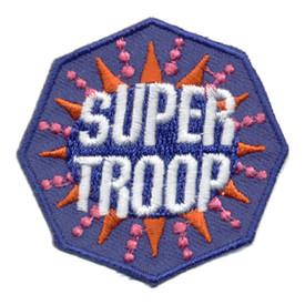 S-0693 Super Troop Patch