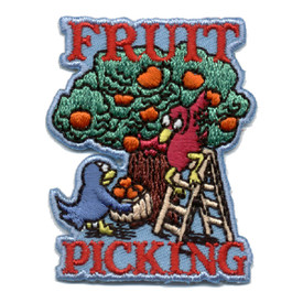 S-0696 Fruit Picking Patch