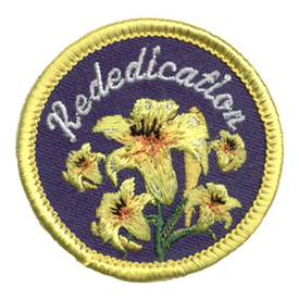 S-0697 Rededication Patch