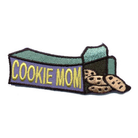 S-0710 Cookie Mom Patch