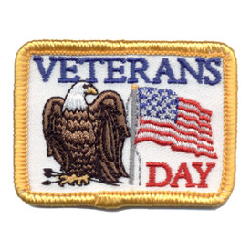 S-0711 Veterans Day Patch