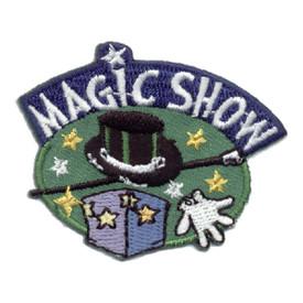 S-0714 Magic Show Patch