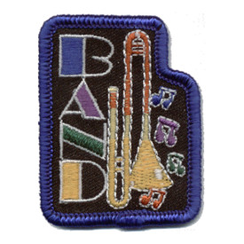 S-0716 Band Patch