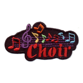 S-0718 Choir Patch