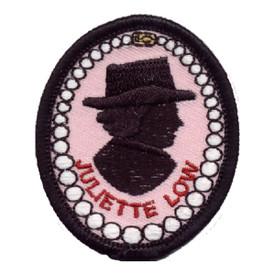 S-0725 Juliette Low (Pearls) Patch