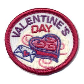 S-0728 Valentine's Day Patch