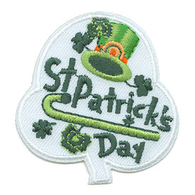 S-0730 St. Patrick's Day Patch