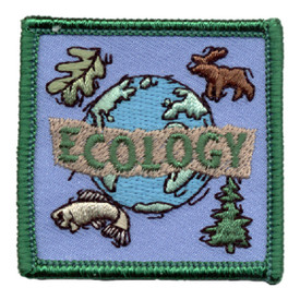 S-0744 Ecology (Fish Deer Tree) Patch