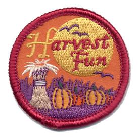 S-0745 Harvest Fun Patch