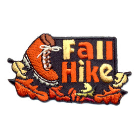 S-0748 Fall Hike Patch