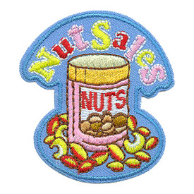 S-0753 Nut Sales Patch