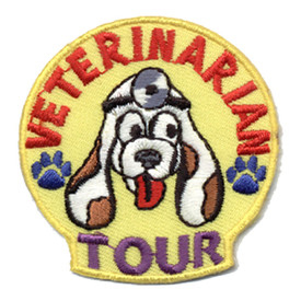 S-0771 Veterinarian Tour Patch