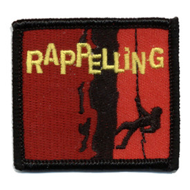 S-0790 Rappelling Patch