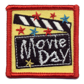 S-0794 Movie Day Patch