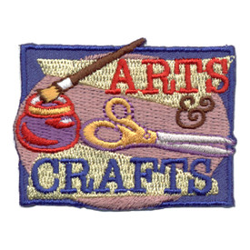 S-0795 Arts & Crafts Patch
