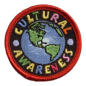 S-0819 Cultural Awareness Patch