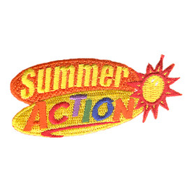S-0820 Summer Action Patch