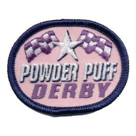 S-0822 Powder Puff Derby Patch