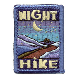 S-0830 Night Hike Patch