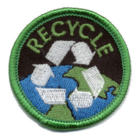 S-0840 Recycle Patch