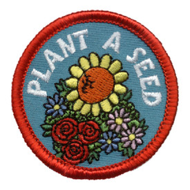 S-0841 Plant A Seed Patch