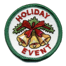 S-0846 Holiday Event Patch
