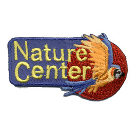 S-0858 Nature Center Patch